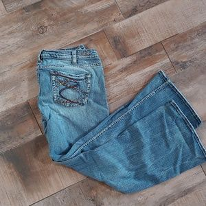 Silver Jeans - women's